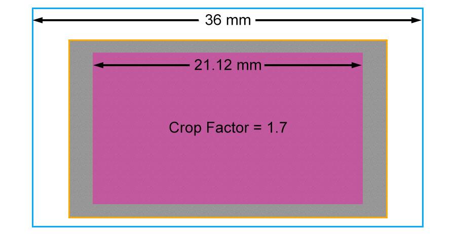 BMPC4K Crop Factor