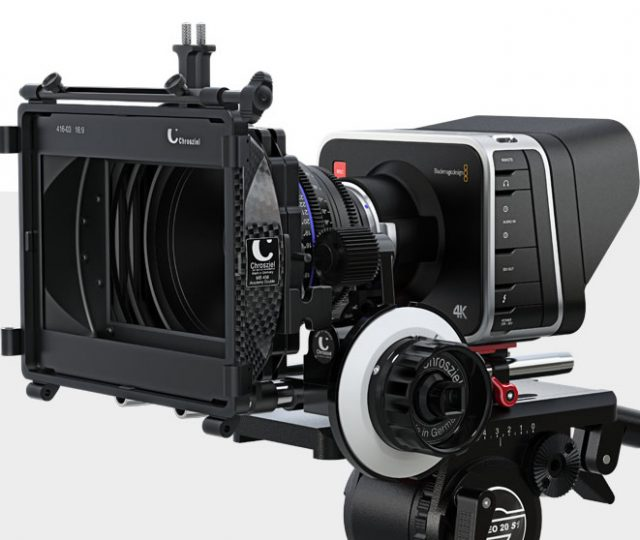 The Blackmagic Production Camera 4K Guide (Part Two): Lenses, Filters, Matteboxes and Follow Focus Systems