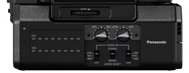 GH4 Audio Unit