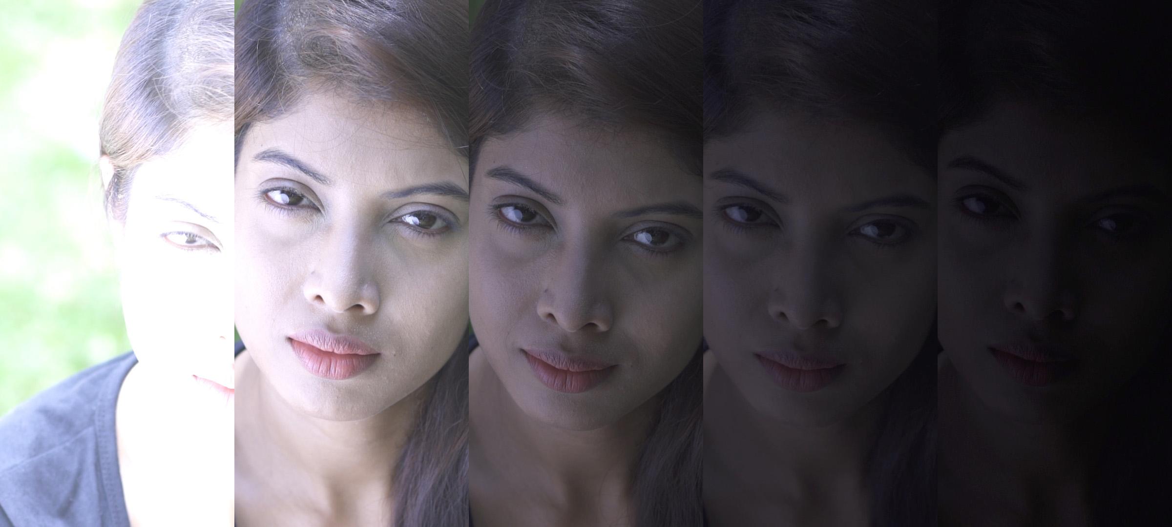 Skin tone test – Comparison of the Close Up  