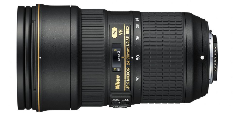 Three New lenses from the Nikon Stable