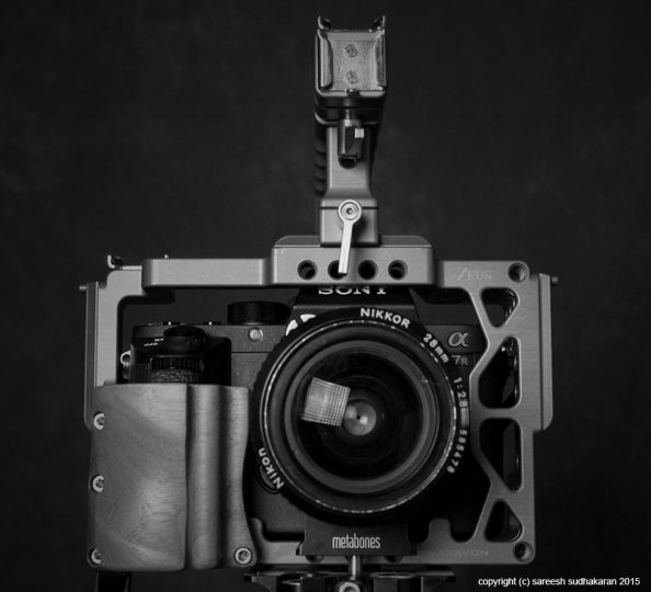 Review: Varavon Zeus Cage for the Sony a7S II and a7R II