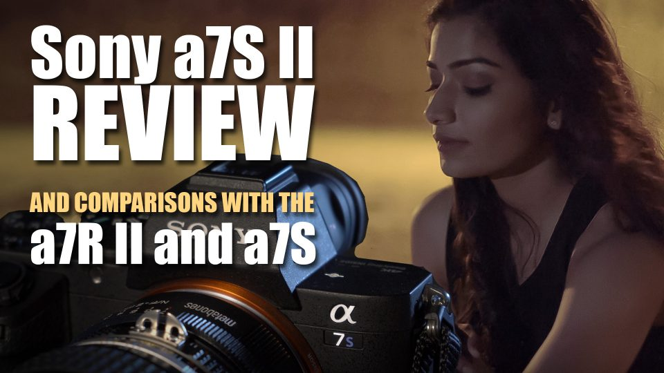 Sony a7S II Review and Comparisons with the Sony a7R II and a7S