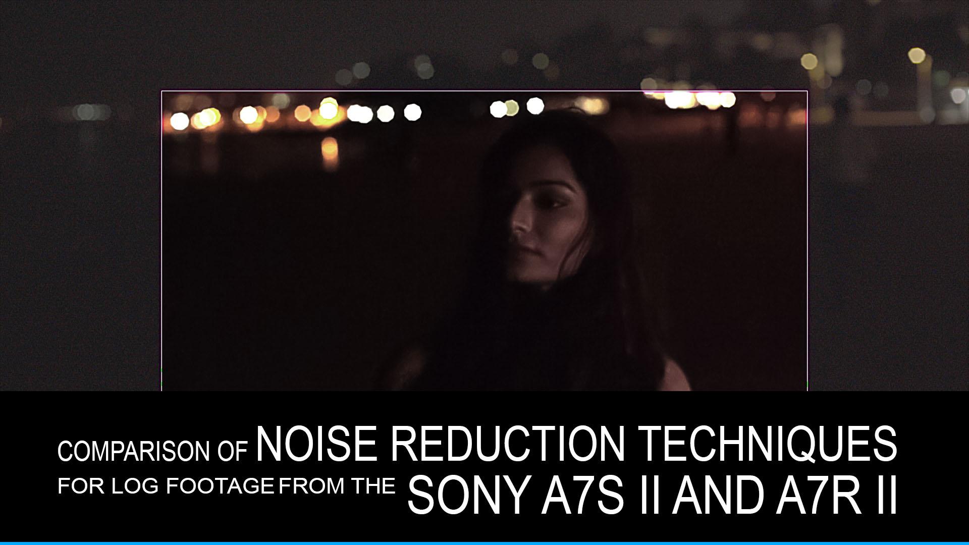 NoiseReductionLogSonya7SIIa7RII