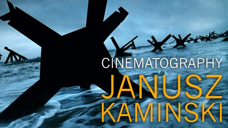 Understanding the Cinematography of Janusz Kaminski