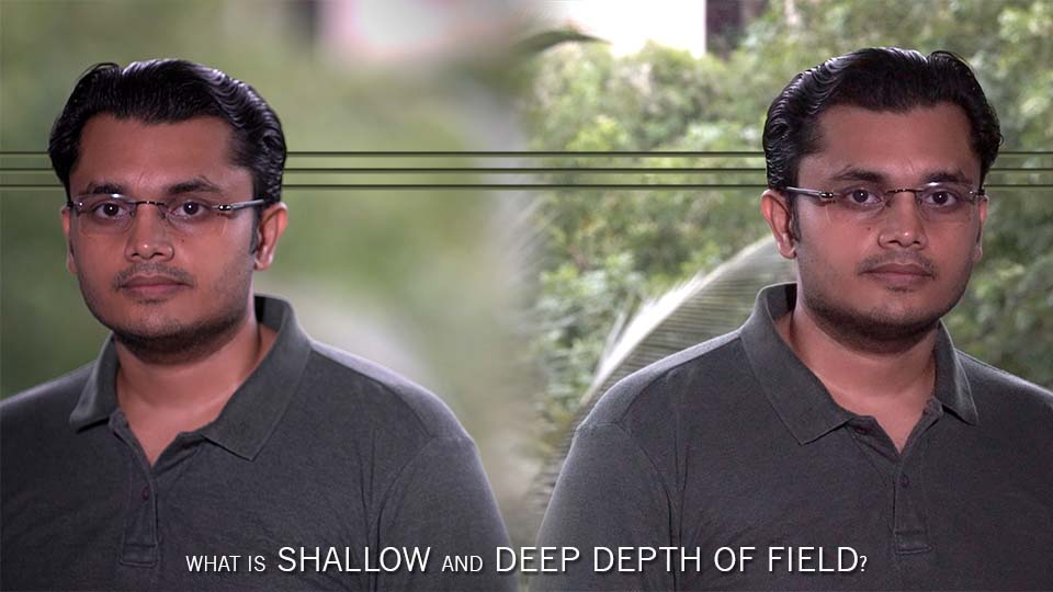 What is Shallow Depth of Field and Deep Depth of Field?