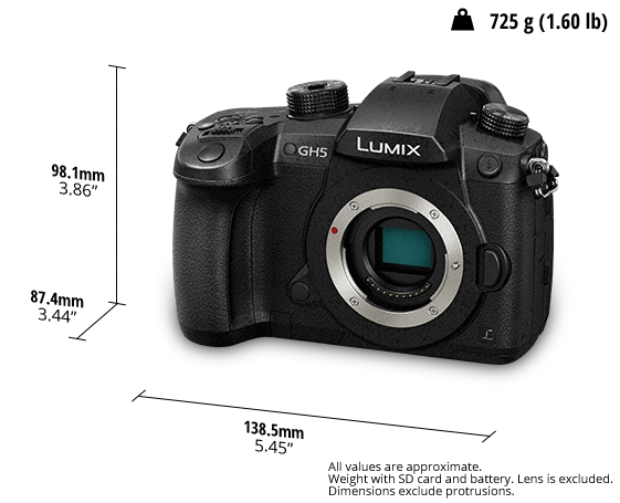 Important Quirks and Features of the Panasonic GH5 for Video Shooters