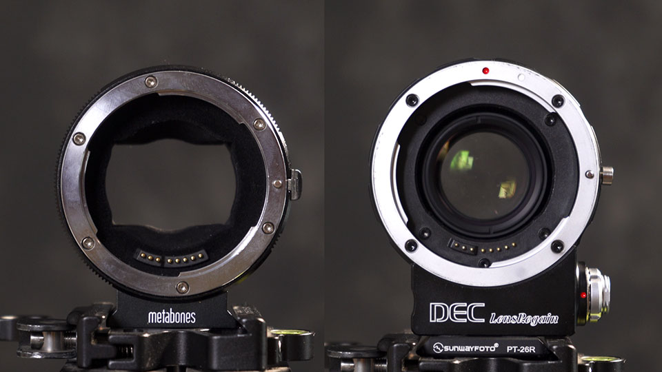 What is a Focal Reducer (Speedbooster, LensRegain) and Do You Really Need One?