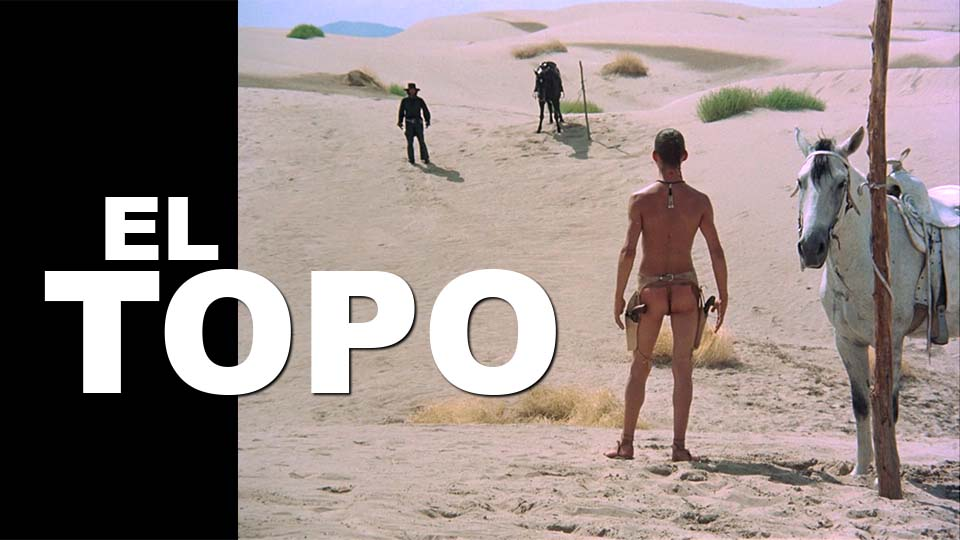 The Filmmaking and Cinematography Techniques of El Topo