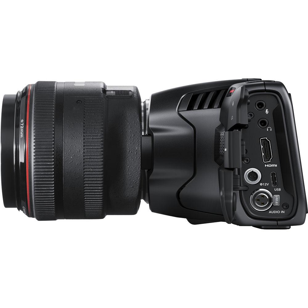 Blackmagic Pocket Cinema Camera 6k Vs Z Cam E2 S6